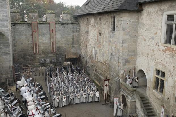 Historian Dan Jones on the Real History Behind Knightfall