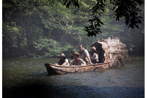 Percy Fawcett's explorations of Brazil, Bolivia and Peru began in 1906 at the tail end of the rubber boom. Over the next decade and a half, Fawcett mapped huge swathes of the unexplored Amazon. (STUDIOCANAL)