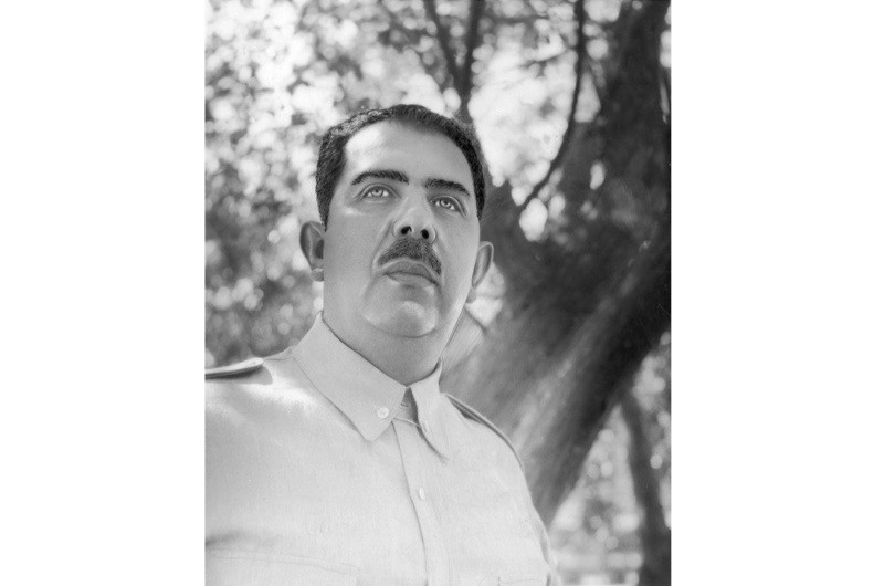 Lázaro Cárdenas, Mexico's left-wing president who in 1940 legalised drugs. (Photo by Henry Guttmann/Hulton Archive/Getty Images)