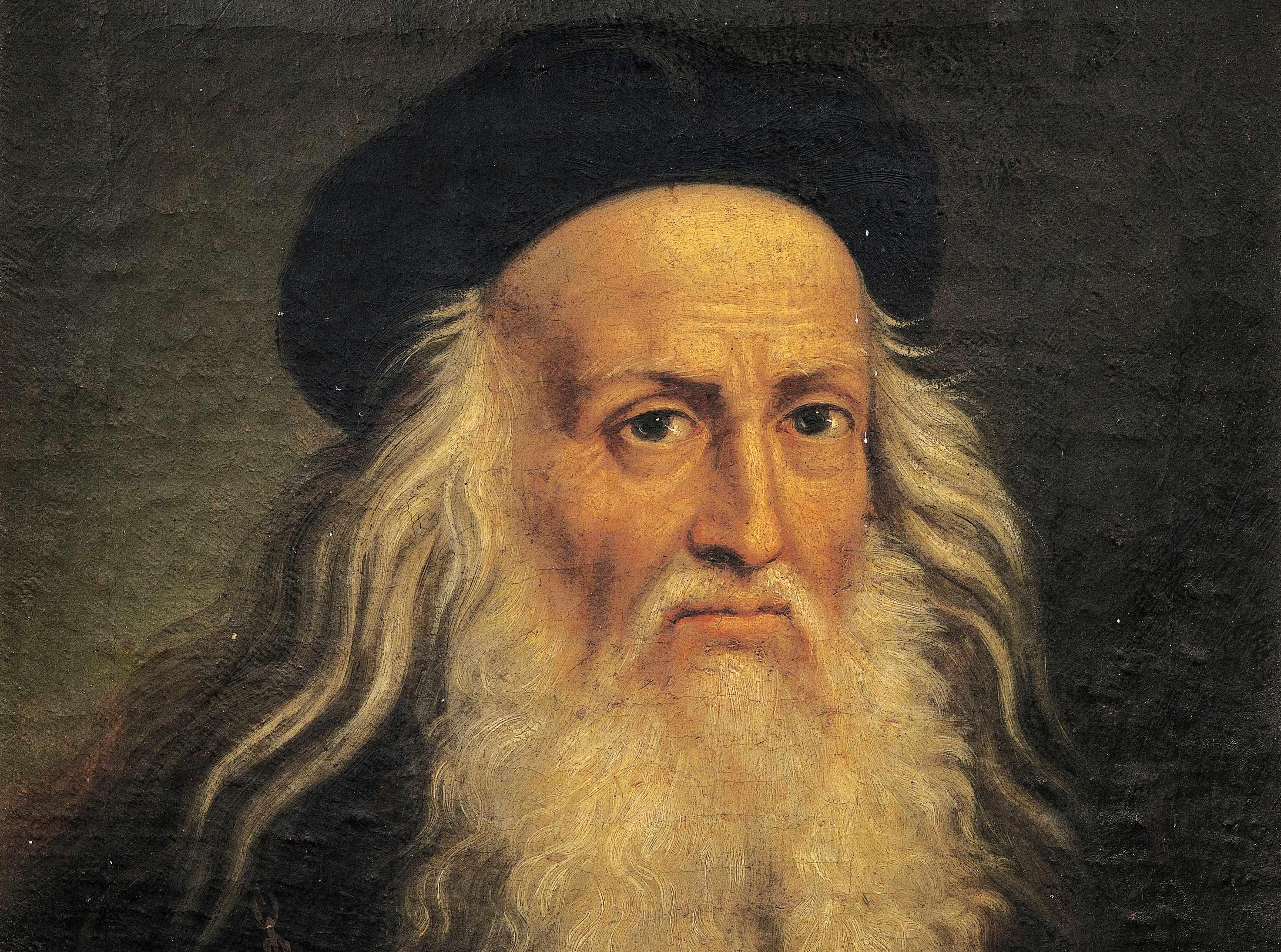Leonardo da Vinci - Getty Images