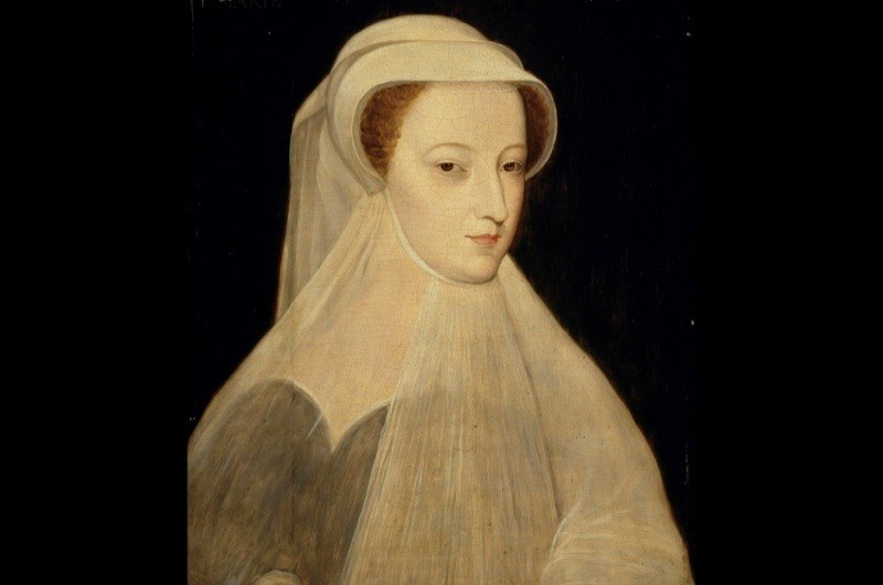 A portrait of Mary, Queen of Scots. (Photo by Leemage/Corbis via Getty Images)