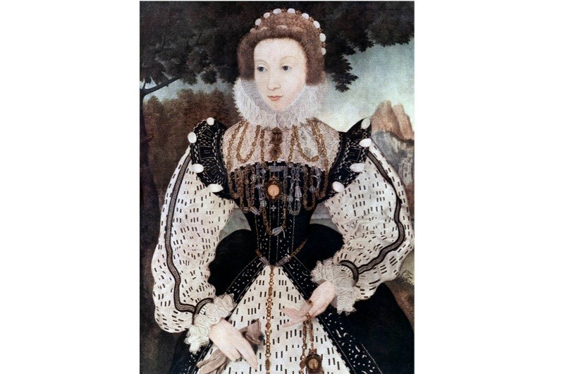 """Mary, Queen of Scots (reigned 1542–67) was """"absolutely useless as queen of Scotland"""", says historian Sean Lang. (Photo by The Print Collector/Print Collector/Getty Images)"""