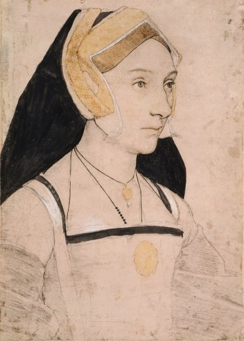 Mary Shelton, after she married to become Lady Heveningham.