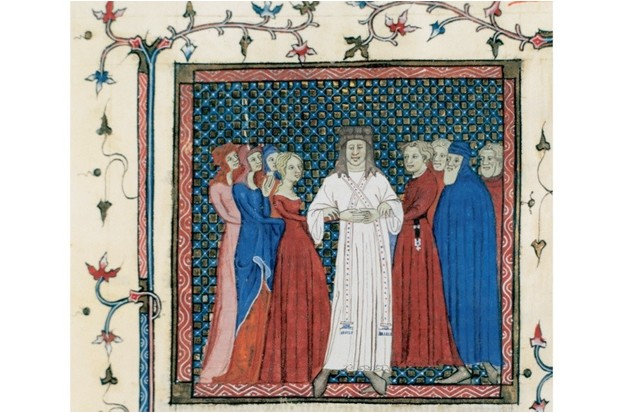 Love And Marriage In Medieval England History Extra