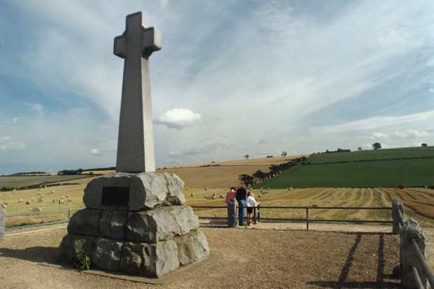 8 of Britain's best battlefields - History Extra