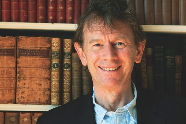 Michael Wood.
