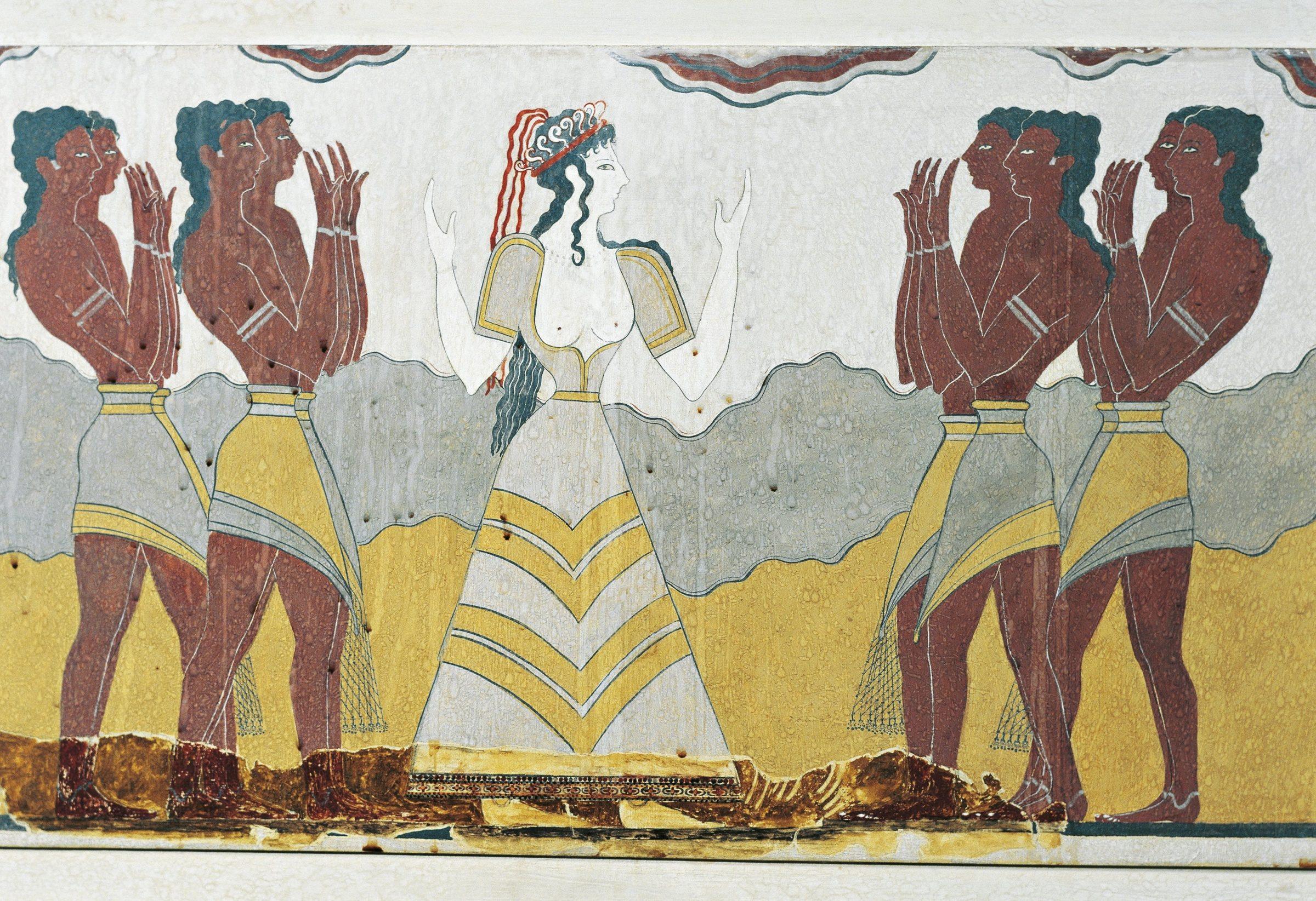 Greek culture woman love anal