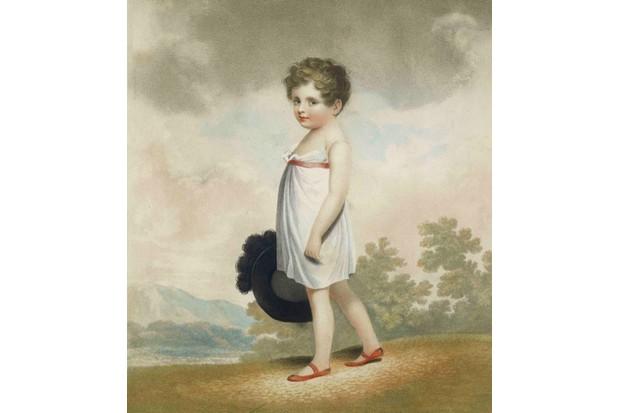 Adam Buck The Mother's Hope 1807