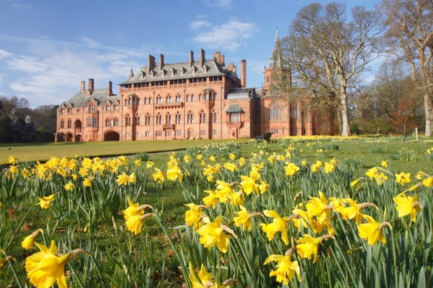 Mount Stuart, a house built for built for John Crichton-Stuart, 3rd Marquess of Bute. (Photo by Mount Stuart)