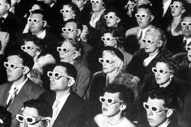 3-D Movie Viewers