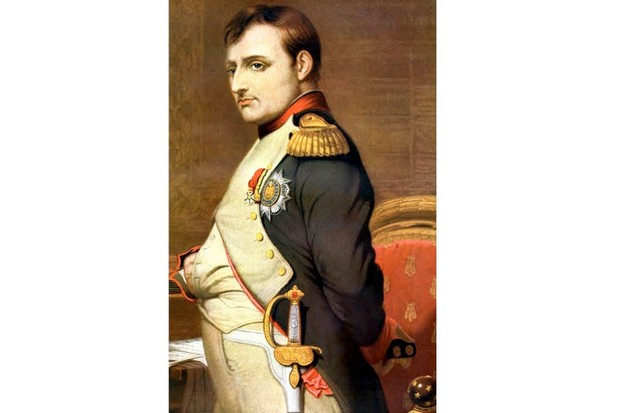 Napoleon Bonaparte, published in London, 1909. (The Print Collector/Print Collector/Getty Images)