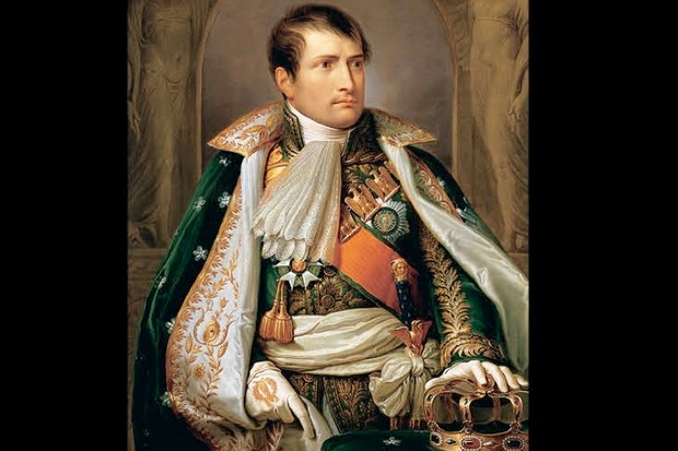 Napoleon Bonaparte of France. (Hulton Fine Art Collection via Getty Images)