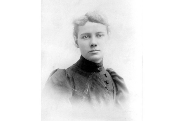 Elizabeth Jane Cochrane, who wrote under the pen-name Nellie Bly. (Photo by Interim Archives/Getty Images)