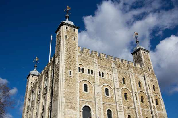 Photo of the Tower of London