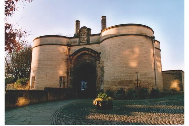 Nottingham Castle. (Rupert Matthews)