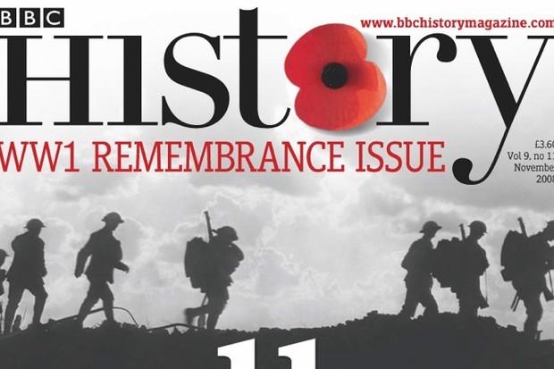 November 2008 cover