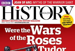 Bbc history magazine history extra october 2014 fandeluxe Image collections