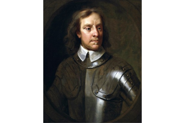 Oliver Cromwell, 1656. Oil on canvas. Located in the National Portrait Gallery, London. (Photo by VCG Wilson/Corbis via Getty Images)