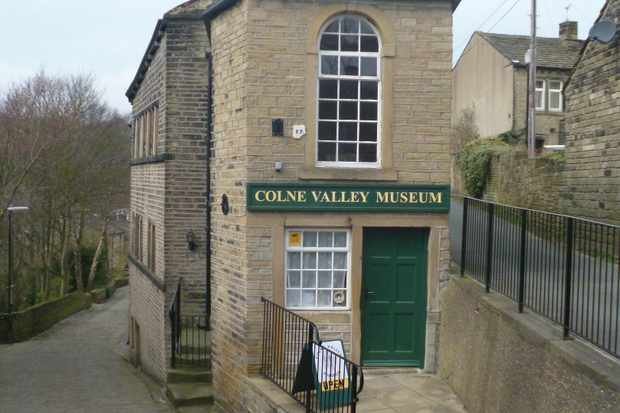 Colne Valley Museum building