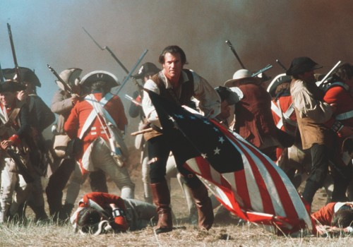 Mel Gibson in 'The Patriot'. (© Kobal Collection)