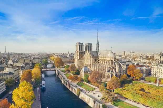 Paris. (Getty Images)