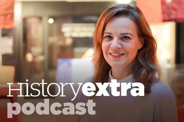 Podcast Website large Helen Castor