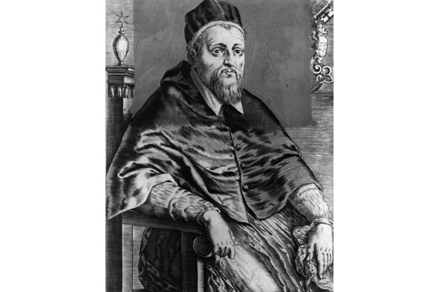 Pope Clement VIII, c1600. (Photo by Hulton Archive/Getty Images)