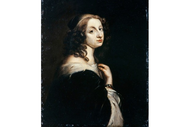 Portrait of Queen Christina of Sweden, c1650. Artist David Beck. (Photo by Fine Art Images/Heritage Images/Getty Images)