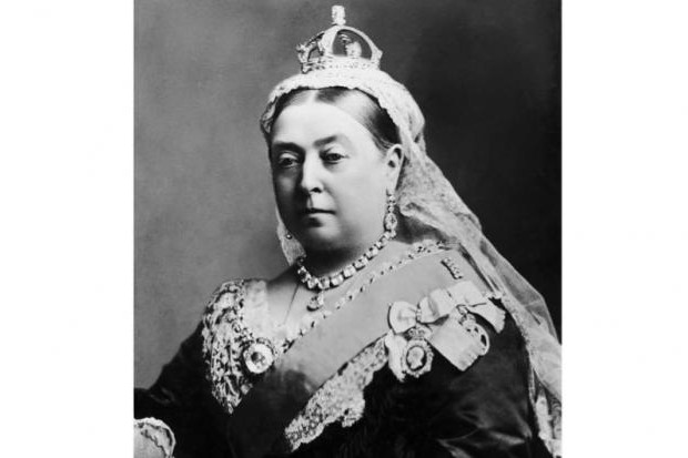 Queen Victoria. (Getty Images)