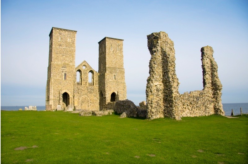 8 of Britain's most mysterious ruins