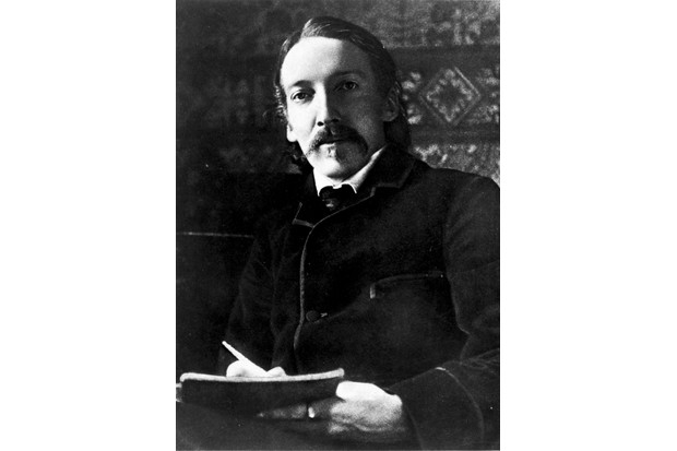 Scottish novelist and poet Robert Louis Balfour Stevenson, c1890. (Photo by Hulton Archive/Getty Images)
