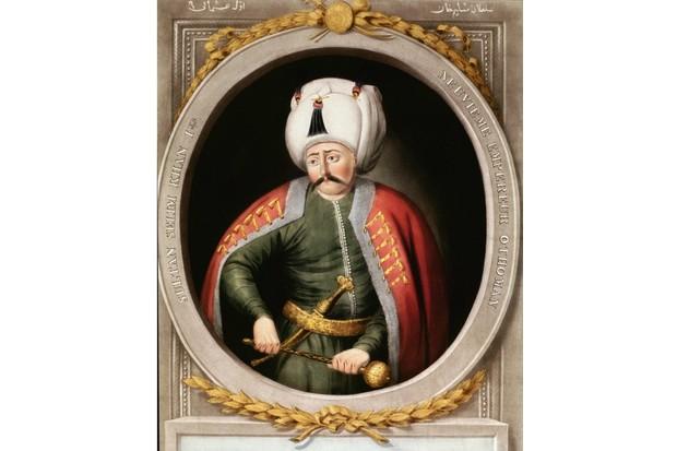 Portrait of Selim I. (Photo by Leemage/Corbis via Getty Images)
