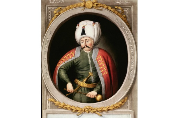 Portrait of Selim I. (Photo by Leemage/Corbis via Getty Images)