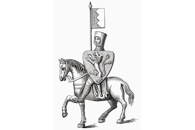 Simon De Montfort, 6Th Earl Of Leicester, 1208 To 1265. French-English Nobleman. From The Book Short History Of The English People By J.R. Green, Published London 1893 (Photo by: Universal History Archive/UIG via Getty Images)