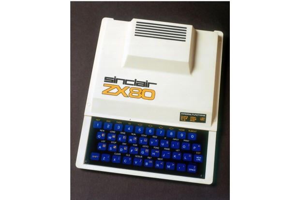 UNITED KINGDOM - NOVEMBER 09: The Sinclair ZX80 was the first computer made to appeal to the mass market. Sinclair Research Ltd of Cambridge developed it as a build-it-yourself programmable computer that was designed to connect to a television set or cassette recorder. It was small and lightweight, weighing just 12 ounces and was accessible to a much wider sector of the population, being priced at just £99. All these characteristics made the Sinclair ZX80 the forerunner of a whole generation of personal computers. (Photo by SSPL/Getty Images)