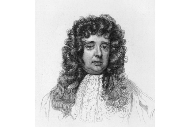 Sir William Petty, c1673.