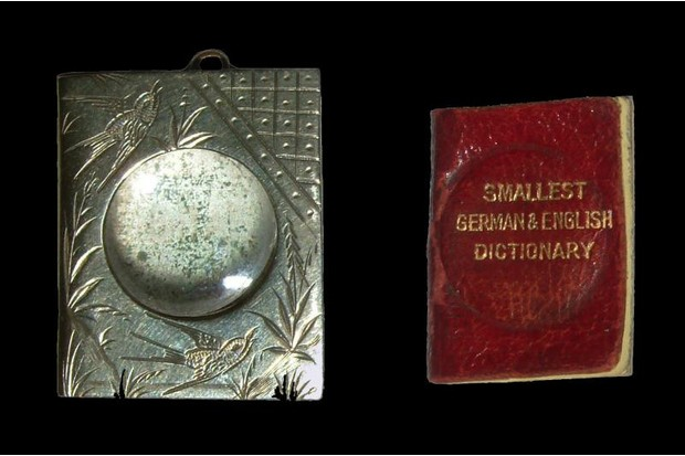Smallest German-English Dictionary
