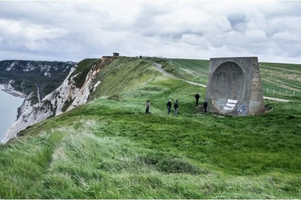 Abbot's Cliff Sound Mirrors