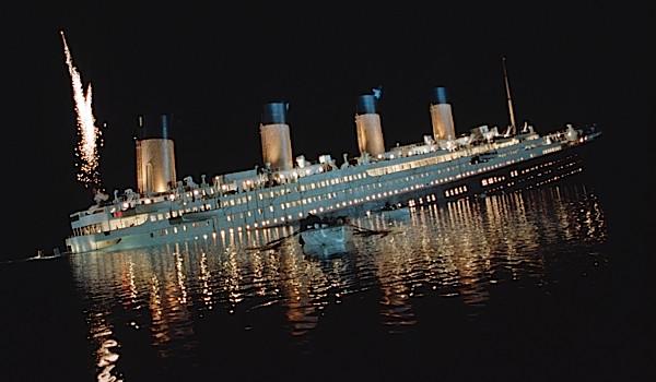 The Titanic Three Films History Extra