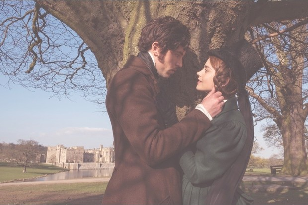 Jenna Coleman and Tom Hughes as Queen Victoria and Prince Albert in the ITV series 'Victoria'. Photography by Gareth Gatrell. (Copyright Mammoth Screen Limited 2016)