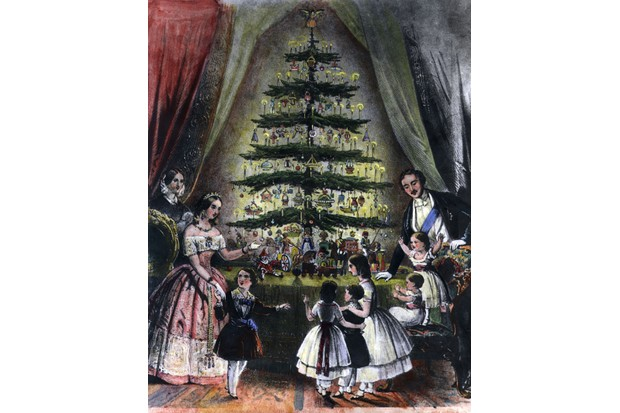 The20Royal20Christmas20tree20is20admired20by20Queen20Victoria2C20Prince20Albert20and20their20children2C20December201848-f12d882