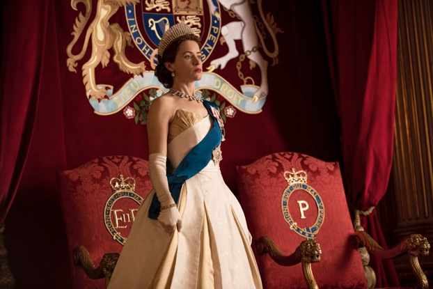 The Crown (© Netflix, Robert Viglasky)