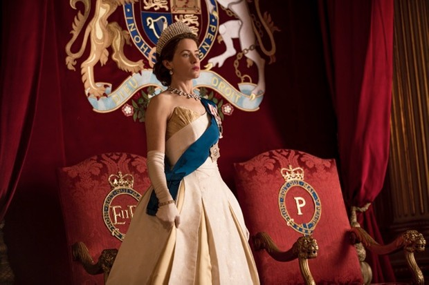 The Crown (© Netflix, Robert Viglasky)