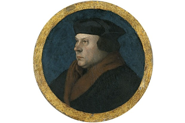 Portrait of Thomas Cromwell by Hans Holbein the Younger. Found in the Thyssen-Bornemisza Collections. (Photo by Fine Art Images/Heritage Images/Getty Images)
