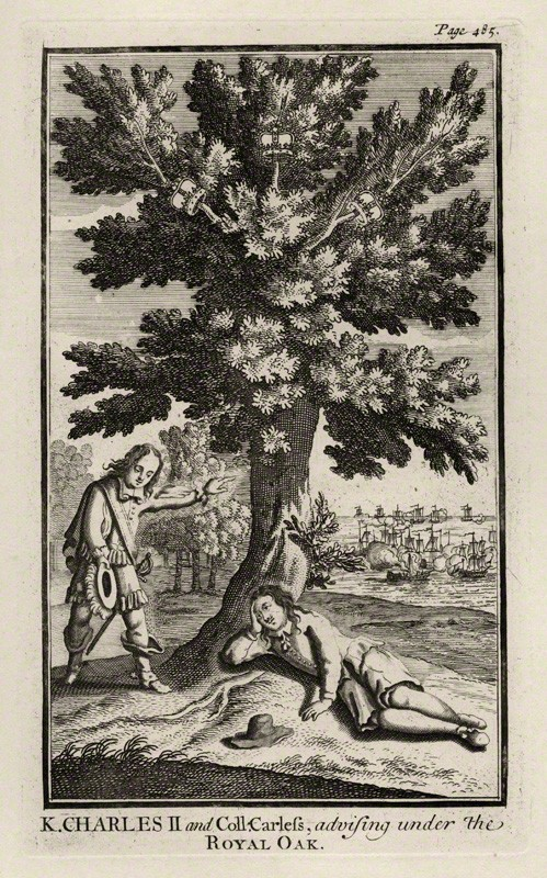 after Unknown artist, line engraving, 18th century