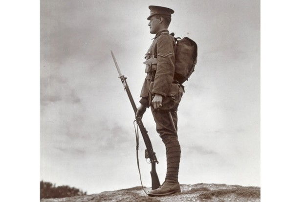 The Uniforms of the First World War: 10 Surprising Facts - History Extra