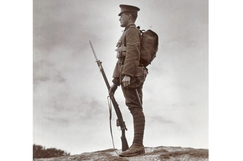 56136b30888 The Uniforms of the First World War  10 Surprising Facts - History Extra