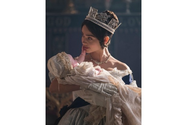 Queen Victoria had nine babies over 17 years, a tremendous physical feat. (© Mammoth Screen for ITV)
