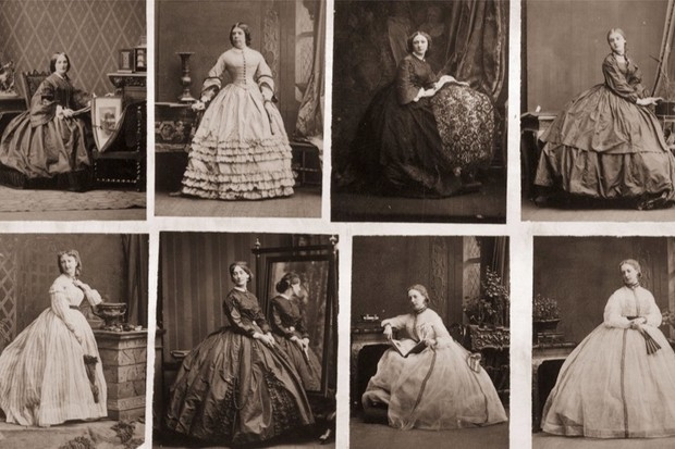 Stitching The Fashions Of The 19th Century History Extra