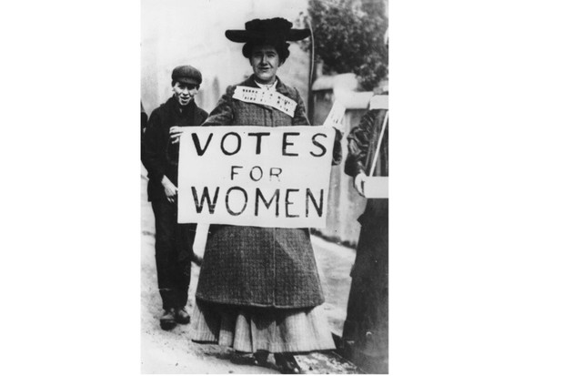 Image result for women in 1912 want to vote